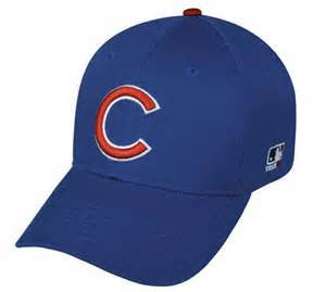 Chicago Cubs Major League Base Ball adjustable cap - Sports Nut Emporium