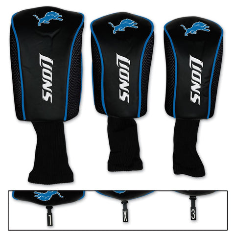 Detroit Lions Golf Headset covers - Sports Nut Emporium