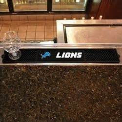 Detroit Lions drink mat - Sports Nut Emporium