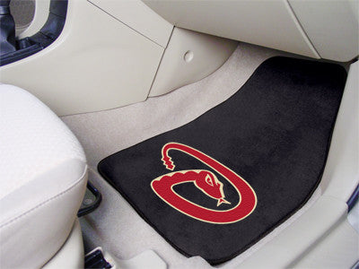 Arizona Diamondbacks carpet car mat - Sports Nut Emporium