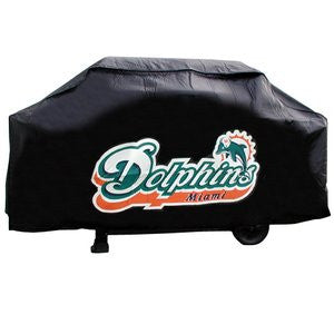 Miami Dolphins NFL deluxe grill cover - Sports Nut Emporium