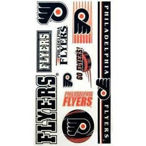 Philadelphia Flyers temporary tattoos - Sports Nut Emporium