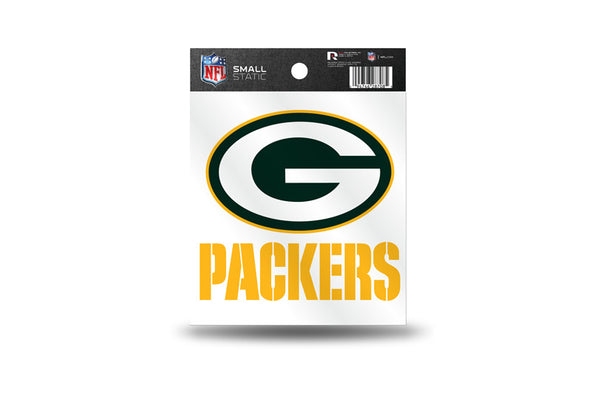 Green Bay Packers static cling - Sports Nut Emporium