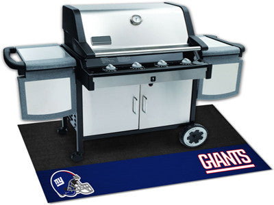 New York Giants Barbeque Grill Mat - Sports Nut Emporium