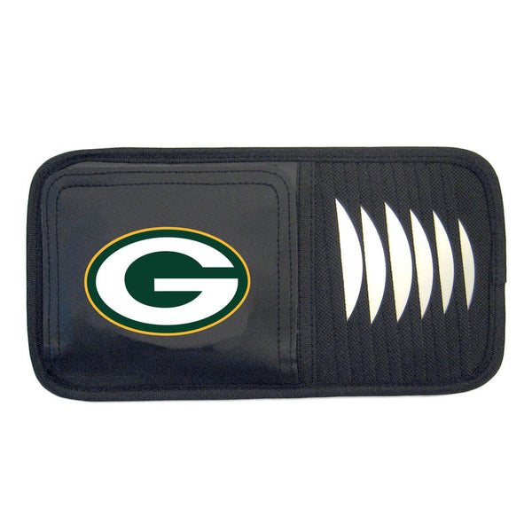 green Bay Packers Visor Organizer - Sports Nut Emporium