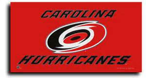 Carolina Hurricanes 3x5 team banner flag - Sports Nut Emporium
