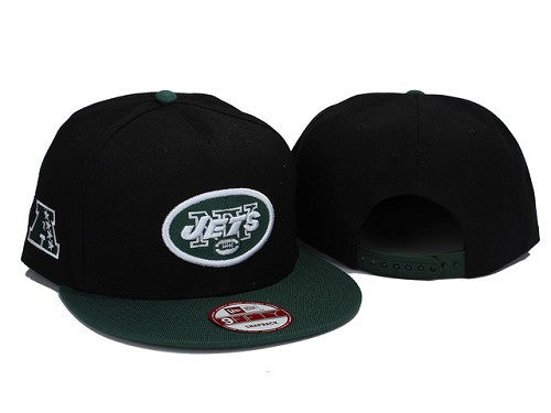 New York Jets Stitched New Era 9 FIFTY Snap back Hats 026 - Sports Nut Emporium