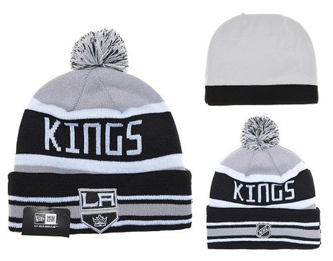 Los Angeles Kings Logo Stitched Knit Beanies - Sports Nut Emporium
