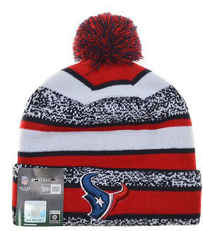 Houston Texans NFL stitched winter  knit beanie - Sports Nut Emporium
