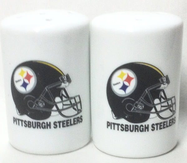 Pittsburgh Steelers Salt & Pepper Shakers - Sports Nut Emporium