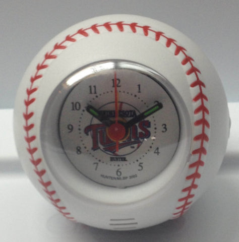 Minnesota Twins Travel alarm clock - Sports Nut Emporium