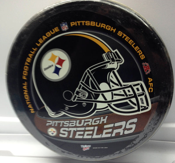 Pittsburgh Steelers puzzle tin - Sports Nut Emporium