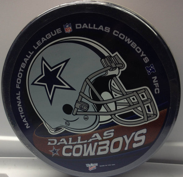 Dallas Cowboys NFL collectors puzzle tin - Sports Nut Emporium