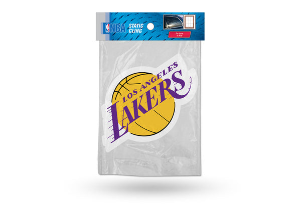 Los Angeles Lakers static cling - Sports Nut Emporium