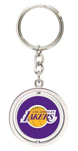 Los Angeles Lakers deluxe keyring - Sports Nut Emporium