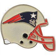 New England Patriots helmet  pin - Sports Nut Emporium