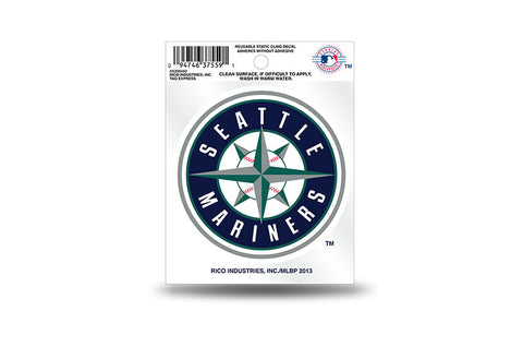 Seattle Mariners static cling - Sports Nut Emporium