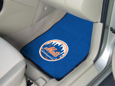 New York Mets carpet car mat - Sports Nut Emporium