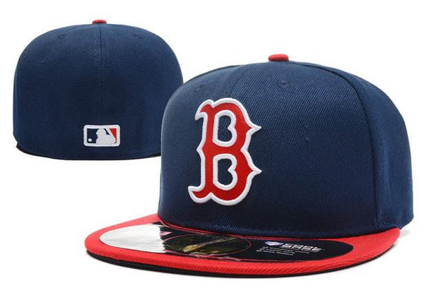 BOSTON RED SOX 59 FIFTY HAT RETRO CLASSIC POP - Sports Nut Emporium