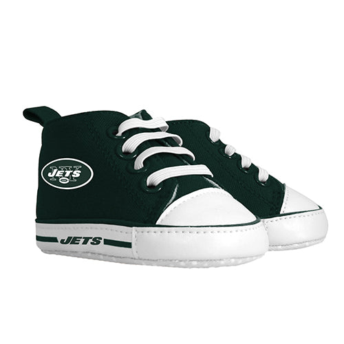 New York Jets High Top Pre Walkers - Sports Nut Emporium
