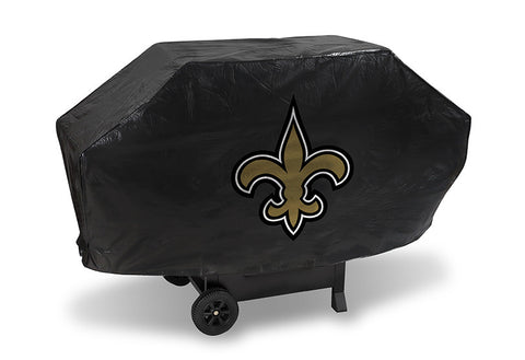 New Orleans Saints  Deluxe Barbaque Grill Cover - Sports Nut Emporium