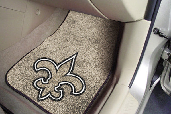 New Orleans carpet car mat - Sports Nut Emporium