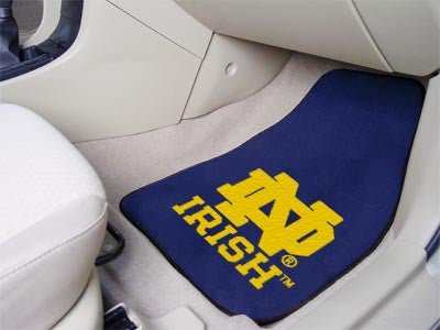 Notre Dame carpet car mat - Sports Nut Emporium