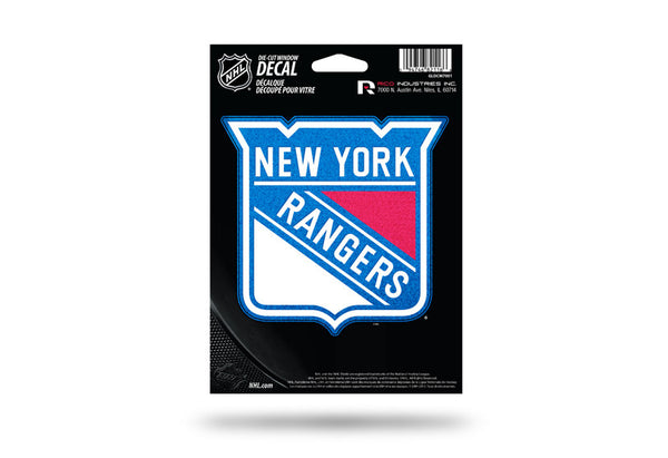 New York Rangers static cling - Sports Nut Emporium