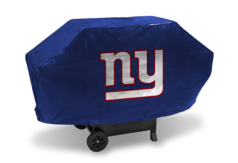 New York Giants Deluxe Barbaque Grill Cover - Sports Nut Emporium