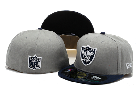 Oakland Raiders New Era NFL Topp'd Up Denim 59 FIFTY Cap - Sports Nut Emporium