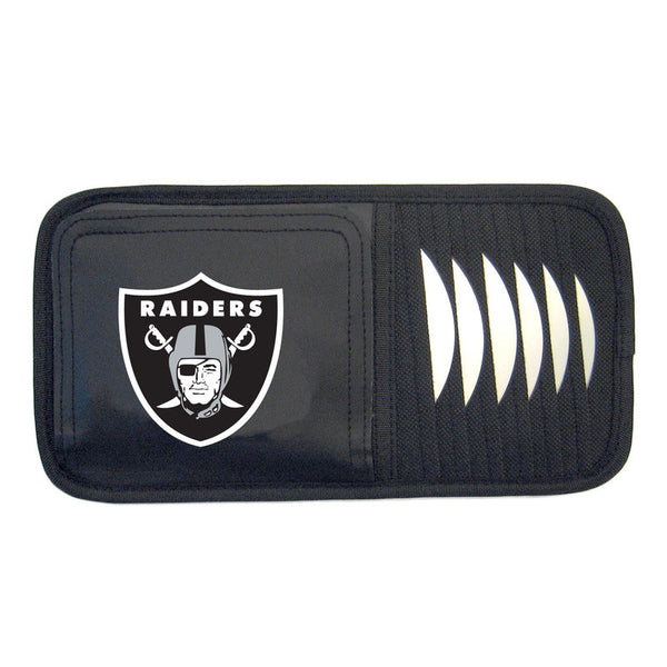 Oakland Raiders Visor Organizer - Sports Nut Emporium