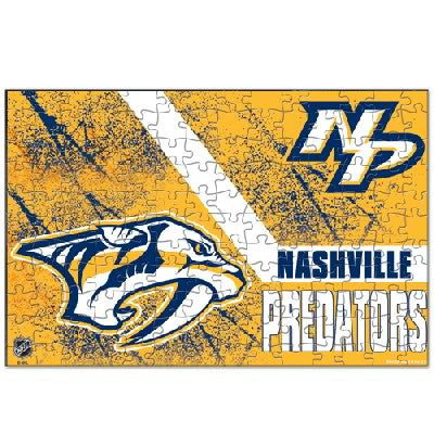 Nashville Predators puzzle - Sports Nut Emporium