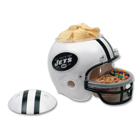 New York Jets Snack Helmet - Sports Nut Emporium
