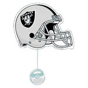 Oakland Raiders NFL fan wave - Sports Nut Emporium