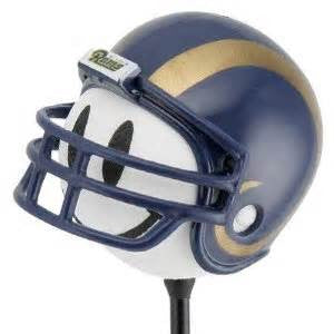 St Louis Rams antenna topper - Sports Nut Emporium