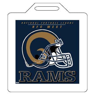 St louis Rams  seat cushion - Sports Nut Emporium