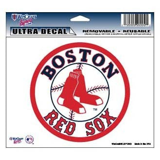 Boston Red Sox ultra decal - Sports Nut Emporium