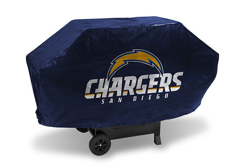 San Diego Chargers Deluxe Barbaque Grill Cover - Sports Nut Emporium
