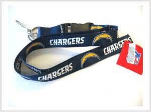 San Diego Chargers lanyard /ID badge holder - Sports Nut Emporium