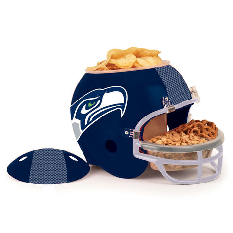 Seattle Seahawks Snack helmet - Sports Nut Emporium