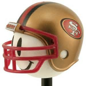 San Fransisco 49er's  antenna topper - Sports Nut Emporium
