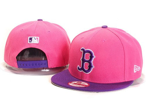 Boston Red Sox snap back hat (002) - Sports Nut Emporium
