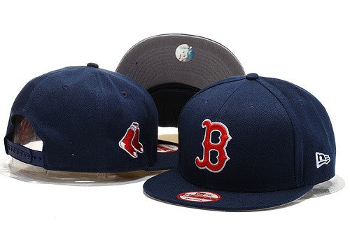 Boston Red Sox snap back hat (012) - Sports Nut Emporium