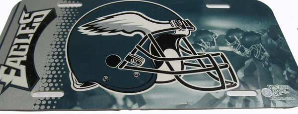 Philadelphia Eagles license plate - Sports Nut Emporium