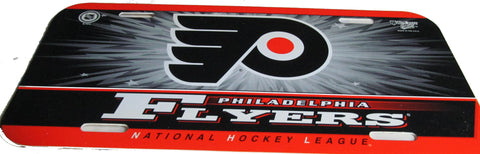 Philadelphia Flyers license plate - Sports Nut Emporium
