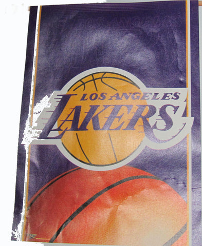 Los Angeles Lakers vertical flag - Sports Nut Emporium