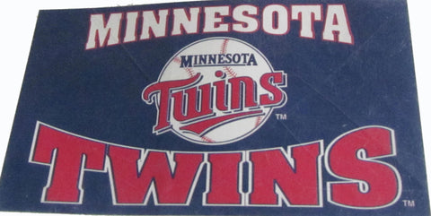 Minnesota Twins 3x5' flag - Sports Nut Emporium