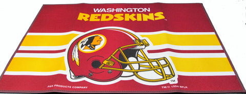 "Washington Redskins 24 X 36""  welcome mat - Sports Nut Emporium"
