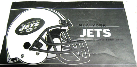 "New York Jets 24 X 36"" welcome mat - Sports Nut Emporium"