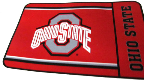 "Ohio State Buckeyes 20 X 30 "" welcome mat - Sports Nut Emporium"
